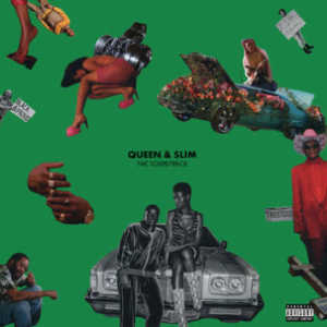 Various Artists Queen & Slim Soundtrack (RSD 26 septembre-feat. new tracks from Lauryn Hill, Megan Thee Stallion, Vince Staples, Lil Baby, Tiana Major9 & more, limited to 2000, indie advance exclusive)