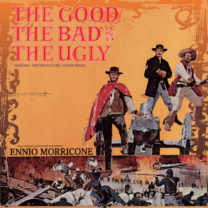 MORRICONE, ENNIO GOOD, THE BAD AND.. (RSD 26 septembre)