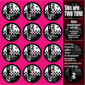 VARIOUS ARTISTS - THIS ARE TWO TONE