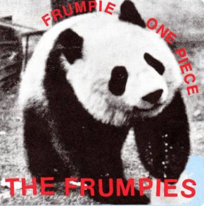 FRUMPIES (members Bikini Kill, Bratmobile, The Make-Up) FRUMPIE ONE PIECE (RSD 24 Octobre)