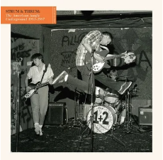 Various Artists Strum & Thrum: The American Jangle Underground 1983-1987 (Orange Vinyl, 80-page booklet, limited to 1000, indie-exclusive RSD 24 Octobre)