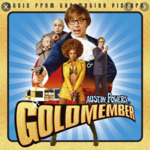Various Artists Austin Powers in Goldmembe (OST -RSD 24 Octobre)