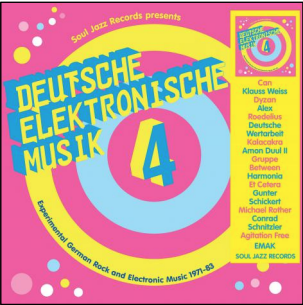 Various artists Deutsche Elektronische Musik 4 - Experimental German Rock and Electronic Music 1971-83