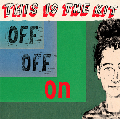 This is the Kit OFF OFF ON (Lp Indie Rouge)