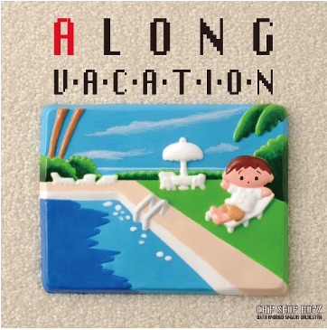 """CHiP SHOP BOYZ WiTH ANDROiD SiNGERS ORCHESTRA Otaki Eichi's title """"A Long Vacation"""""""