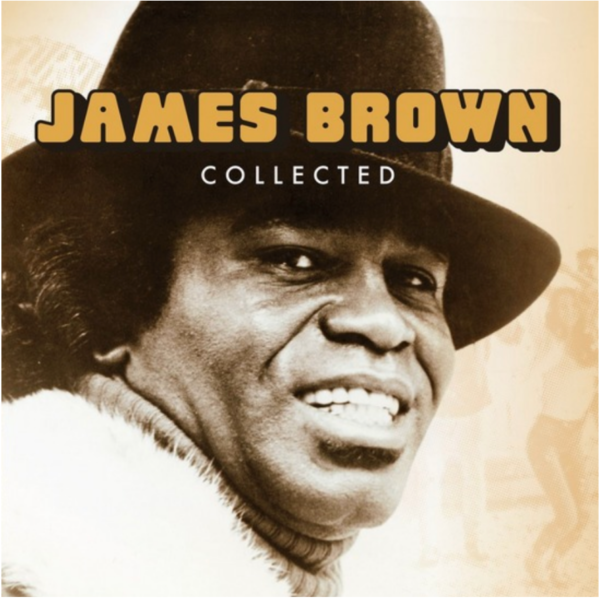 james brown collected