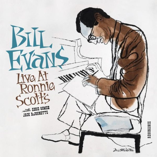 Bill Evans - live at ronnie scotts