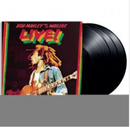 BOB MARLEY & THE WAILERS LIVE! (3LP deluxe edition)
