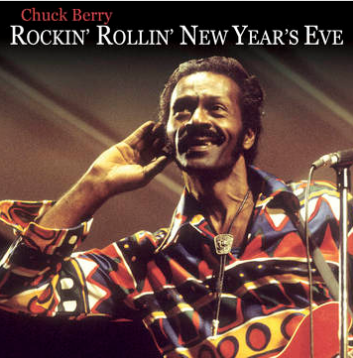 Chuck Berry Rockin' N Rollin' The New Year (first time on vinyl, 17 of his best known songs, limited to 1500, indie-exclusive Black Friday 2020)