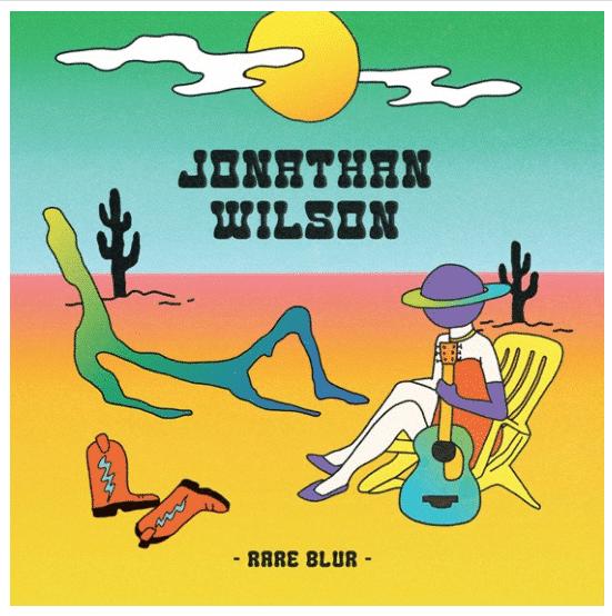 JONATHAN WILSON RARE BLUR (Black Friday 2020)