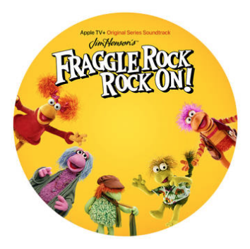 Various Artists Fraggle Rock Rock On (Picture Disc, one-sided, limited to 1000, indie advance-exclusive Black Friday 2020)
