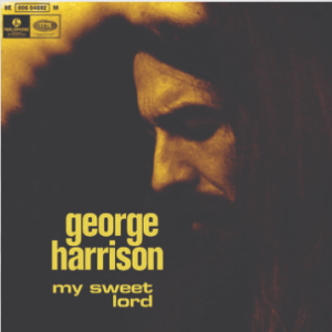 George Harrison My Sweet Lord (Milky Clear Vinyl, individually numbered/limited to 7500, indie-exclusive Black Friday 2020)