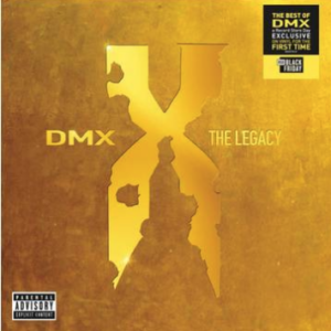 DMX Best Of DMX (Translucent Red Vinyl, first time on vinyl, limited to 3500, indie-exclusive Black Friday 2020)