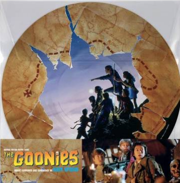 David Grusin The Goonies (Score Picture Disc, infamous 'One-Eyed Willie' on side B, limited to 2400, indie-exclusive Black Friday 2020)