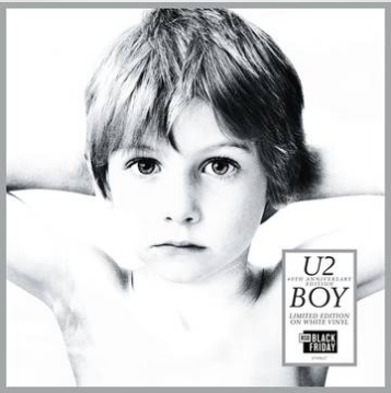 U2 Boy - 40th Anniversary Edition