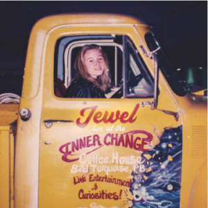 Jewel Live At The Inner Change (replica flyer to the original show, individually numbered/limited to 2500, indie advance-exclusive Black Friday 2020)