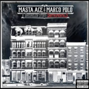 Masta Ace & Marco Polo A Breukelen Story Instrumentals (Grey Vinyl, limited, indie-exclusive Black Friday 2020)