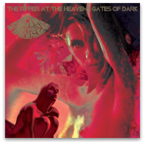 ACID MOTHERS TEMPLE & THE MELTING PARAISO UFO THE RIPPER AT THE HEAVEN'S GATES OF DARK (2LP rouge transparent)