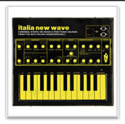VARIOUS ARTISTS ITALIA NEW WAVE