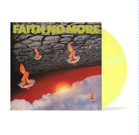 Faith No More - The Real Thing (140g Yellow Vinyl)