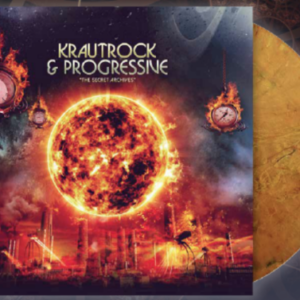 Various Krautrock & Progressive ( Progressive / the Secret Archives, Orange Vinyl)