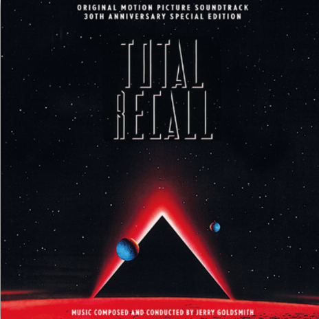 Jerry Goldsmith Total Recall