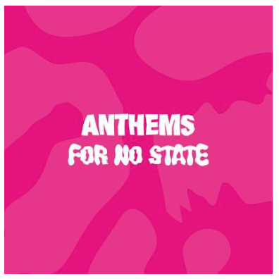 V.A. (Red Axes, Prins Thomas, Fango,...) Anthems For No State (2LP, Pink Vinyl)