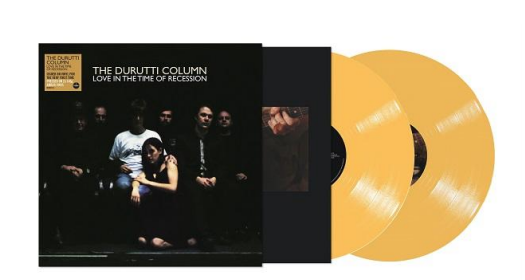 THE DURUTTI COLUMN LOVE IN THE TIME OF RECESSION (Lp's jaunes)