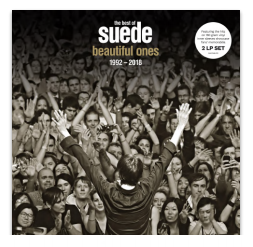 SUEDE BEAUTIFUL ONES : THE BEST OF SUEDE 1992 - 2018