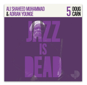 DOUG CARN JAZZ IS DEAD VOL.5 (2Lp's violet)