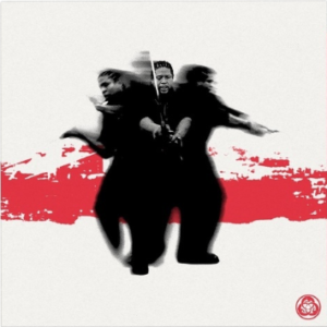 The RZA Ghost Dog: The Way Of The Samurai (Original Motion Picture Score Lp Blanc)