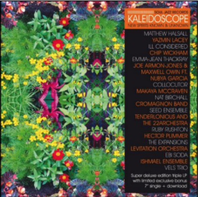 VARIOUS ARTISTS KALEIDOSCOPE – NEW SPIRITS KNOWN AND UNKNOWN