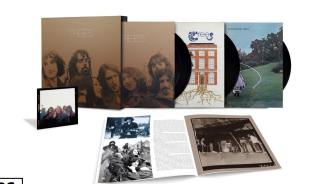 TREES Trees (50th Anniversary Edition - 4xLP)