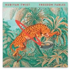 NUBIYAN TWIST FREEDOM FABLES (Lp's vert)