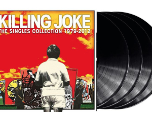 KILLING JOKE Killing Joke - Singles Collection 1979 – 2012