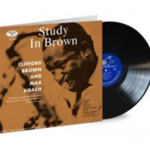 CLIFFORD BROWN & MAX ROACH A Study in Brown (1955) - Acoustic Sounds