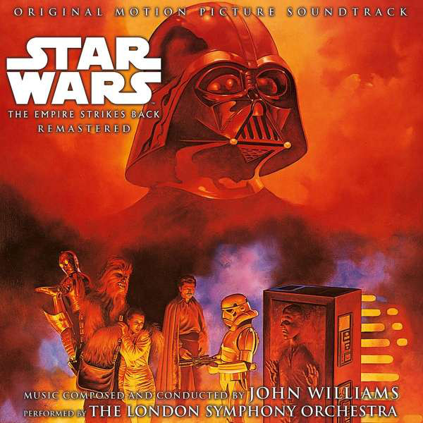 John Williams (4), The London Symphony Orchestra – Star Wars: The Empire Strikes Back (Original Motion Picture Soundtrack)