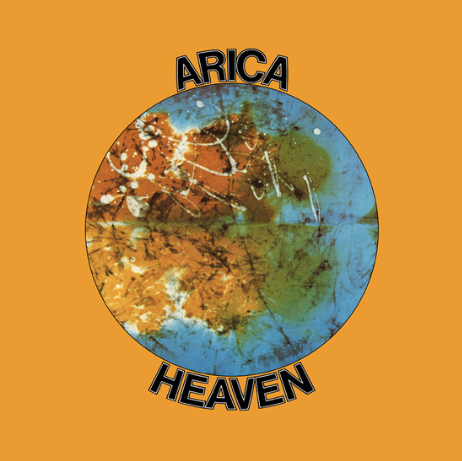 Arica Heaven (Lp clear)