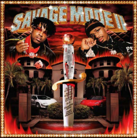 21 SAVAGE x METRO BOOMIN SAVAGE MODE 2
