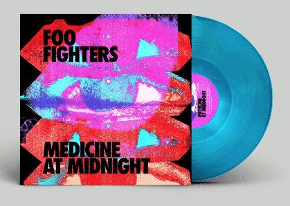 FOO FIGHTERS Medicine At Midnight