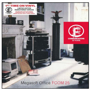 Various Megasoft Office FCom25