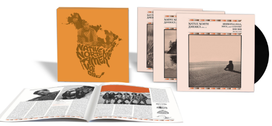 Native North America Native North America (Vol. 1): Aboriginal Folk, Rock, and Country 1966–1985