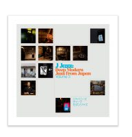 TONY HIGGINS & MIKE PEDEN J Jazz Volume 3: Deep Modern Jazz from Japan