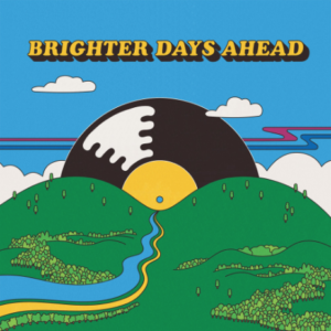 Various Artists COLEMINE RECORDS PRESENTS: BRIGHTER DAYS AHEAD - VINYLE COULEUR ALÉATOIRE