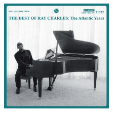 "RAY CHARLES ""The Best Of Ray Charles : The Atlantic Years """