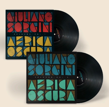 GIULIANO SORGINI AFRICA OSCURA RELOVED