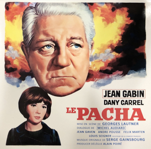 SERGE GAINSBOURG LE PACHA ORIGINAL SOUNDTRACK