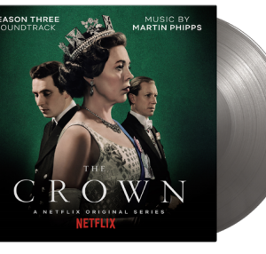 MUSIC BY MARTIN PHIPPS THE CROWN SEASON 3 (OST)