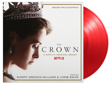 MUSIC BY RUPERT GREGSONWILLIAMS THE CROWN SEASON 2 (OST)