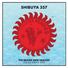 The Brand New Heavies Shibuya 357 - Live In Tokyo 1992